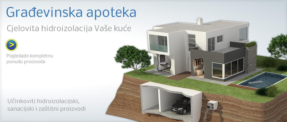 Građevinska apoteka